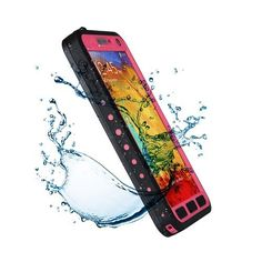 VicTsing Waterproof Case Shockproof Snowproof Dirtproof Rugged Hard Proctive Cover For Samsung Galaxy Note 3 Pink, http://www.amazon.com/dp/B00JE3HOD0/ref=cm_sw_r_pi_awdm_3H5fub1MP6YK1