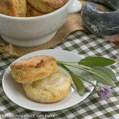 Herbed Buttermilk Biscuits