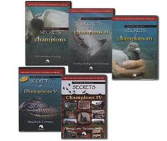 9095 Secrets of Champions Collector's Set - DVD