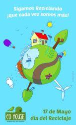 Mañana se celebra el día mundial del reciclaje para promover y fomentar una mayor conciencia sobre la responsabilidad que tenemos como ciudadanos del mundo, en la producción y manejo de los desechos que dañan nuestro planeta… nuestra casa. Porqué es importante Reciclar Se reduce el volumen de desechos. Se reduce la contaminación. Se... #diadelreciclaje #ecoinspiracion #iniciativasecológicas