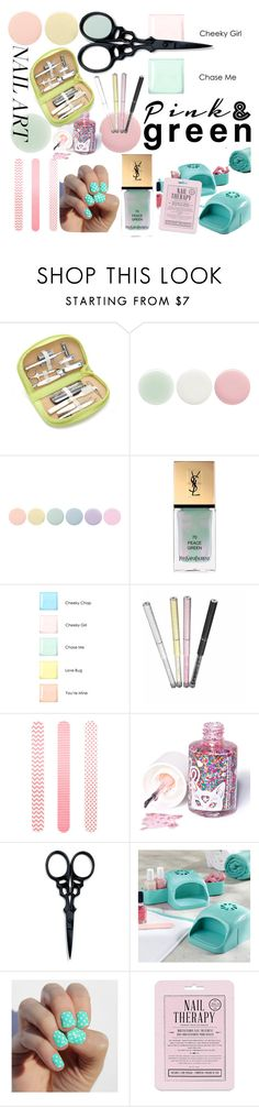 """""""Untitled #1228"""" by diananicoleparsons ❤ liked on Polyvore featuring beauty, Royce Leather, Nails Inc., Deborah Lippmann, Yves Saint Laurent, Rimmel, Accessorize, Sugarpill, The BrowGal By Tonya Crooks and PBteen"""