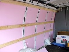 Best how-to article I've found on insulating a camper van.