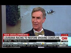 "Bill Nye Calls Out CNN ""Climate Change Denier"" Meteorologist Live On-Air: ""Knock Yourselves Out"" - Funny Photo Captions, Funny Picture Quotes, Funny Pictures, Funny Facts, Funny Jokes, Louisiana Flooding, Funny Photoshop Fails, Live On Air, Science Guy"