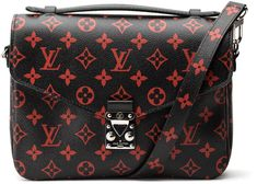 Buy and sell authentic handbags including the Louis Vuitton Metis Pochette Monogram Infrarouge in Canvas with Silver-tone and thousands of other used handbags. Arm Party, Louis Vuitton Monogram, Handbags, Purses, Canvas, Pattern, Silver, Stuff To Buy, Fashion