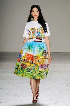 Stella Jean RS15 0744 African Fashion dbd479ee0ba