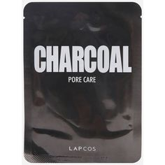 Charcoal Pore Care Sheet Mask (9,54 BRL) ❤ liked on Polyvore featuring beauty products, skincare, face care, face masks, fillers, beauty, makeup, beleza, hydrating facial mask and moisturising face mask