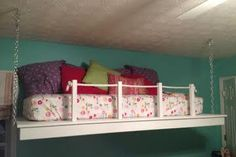 Hanging Beds Complete!   Do It Yourself Home Projects from Ana White