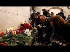 INC NEWS: Strage a san Pietroburgo: il giorno del lutto