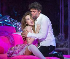 Manon Lescaut (G.Puccini), ROH, 2014. Kristine Opolais and Jonas Kaufmann