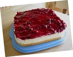 Bild von 'Rote Grütze Torte'