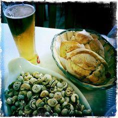 O melhor de Portugal - Um bom petisco para um fim de tarde de verão.