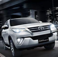 Toyota All New Fortuner Type 2.4 VRZ Exterior AUTO2000