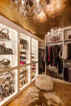 Closet Envy – 1010 Park Place Walking Closet, Interior Room Decoration, Living Room Interior, Home Decor, Shoe Room, Closet Bedroom, Master Closet, Closet Space, Master Bedroom