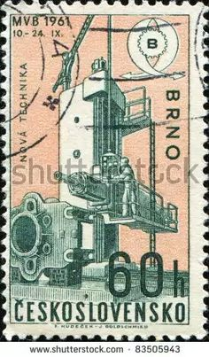 Czech stamp 1961 Czech Tattoo, European Countries, Czech Republic, Postage Stamps, Country, World, Coins, Image, Rural Area