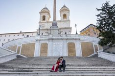 Romantic Couple Photo Shooting in Rome. An early morning session walking from the Trevi fountain to the Spanish steps capturing unique pictures in Italy Rome Photography, Portrait Photography, Couple Portraits, Couple Photos, Trevi Fountain, Rome Italy, Romantic Couples, Engagement Shoots, Photo Sessions