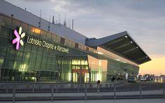 Warsaw Chopin Airport (WAW) w Warszawa, Województwo mazowieckie