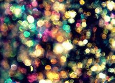 Magical Christmas/New Years Eve. I heart glitter!