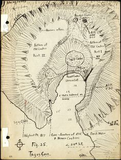 Washington H. Ochsner Galapagos expedition journal of geology - Washington H. Ochsner Galapagos expedition journal of geology, - Biodiversit...
