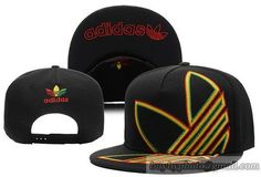 Adidas Snapback Black Under Brim Logo
