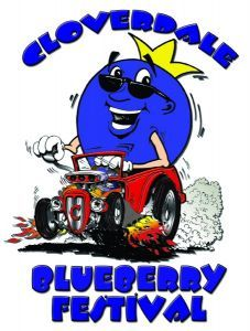 10th ANNUAL CLOVERDALE BLUEBERRY FESTIVAL - Aug 10, 2013