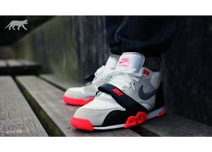 Nike trainers infrared