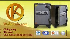 Showroom két sắt hà nội giới thiệu két sắt chống cháy khóa điện tử model...