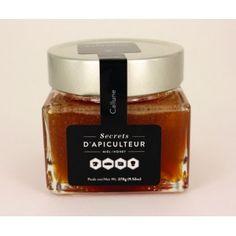 Miel de Callune français - Crémeux