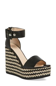 Aquatalia 'Kady' Wedge Espadrille Sandal (Women)