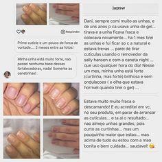 #PrintDoAmor de hoje ♥️ Obrigada pela confiança e carinho @jupsw - suas unhas e cutículas estão lindas! A Ju usou a #PrimeCuticle e me contou o que achou! E você, já usou sua #PrimeCuticle hoje?! 🔸Informações sobre a Prime: http://www.unhabonita.com.br/primecuticle 🛒Vendas: http://www.ubbeauty.com.br/store #cuidandodascuticulas #cuticulas