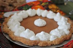 Sweet Potato Pie from Soul Food Cookbook