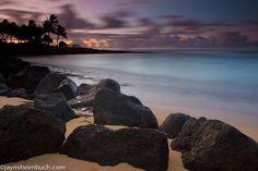 kaua'i sunrise photo