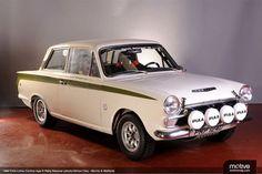 1966 Ford Lotus Cortina App K Racecar Classic European Cars, Ford Classic Cars, Ford Rs, Car Ford, Retro Cars, Vintage Cars, Cars Uk, Old Fords, Classic Motors
