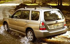 2007 Subaru Forester Workshop Repair / Service Manual