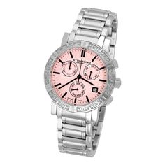 Stuhrling Original Ladies' Regent Watch In Pink - Beyond the Rack