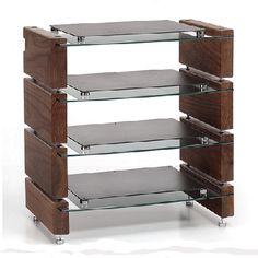 awesome home built hifi rack made of ikea lack coffee tables design pinterest best lack. Black Bedroom Furniture Sets. Home Design Ideas