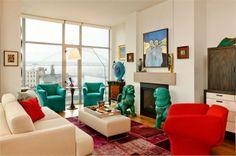 Contemporary+(Modern,+Retro)+Living+&+Family+Room+by+Garrison+Hullinger