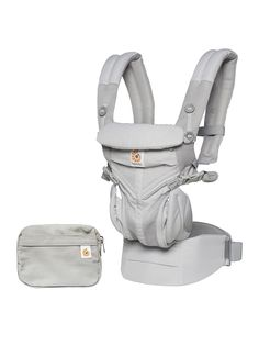Fully Adjustable with 4 Carrying Positions Izmi Limited Edition Newborn Baby Carrier Navy Triangle