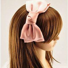 Geoot+Fashion+Sweet+Korean+Style+Big+Bowknot+Hair+Band+Bow+Headband+Hair+Accessory+(Pink),+http://www.amazon.com/dp/B010EQESXE/ref=cm_sw_r_pi_awdm_pPDvwb1FS7MMQ
