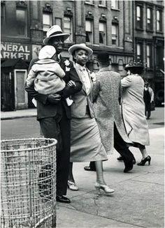 Family time & Sunday Best, 1936, #harlemites