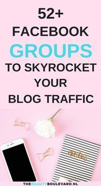 Are you looking for some more Facebook groups to promote your blog? Do you want to increase, boost or get more blog traffic? Then you are on the right place. I will give you some tips and tricks to grow your Facebook group and blog traffic with some simpl