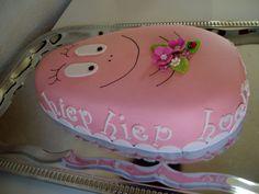 Elias 2nd birthday - Barbapapa theme 2nd Birthday, Happy Birthday, Great British Bake Off, Marzipan, Diy Food, Fairytale, Fondant, Cake Recipes, Biscuits