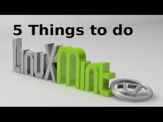 """Top 5 Things to do after installing Linux Mint 17 """"Qiana"""""""