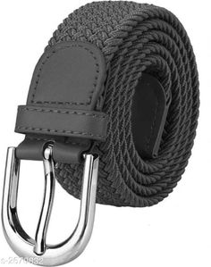 Belts Stylish Men's Belt Material: Canvas Size: Free Size Description: It Has 1 Piece Of  Unisex Belt Pattern: Solid Country of Origin: India Sizes Available: Free Size   Catalog Rating: ★3.9 (2312)  Catalog Name: Essential Stylish Men's Belts Vol 1 CatalogID_361138 C65-SC1222 Code: 731-2670832-