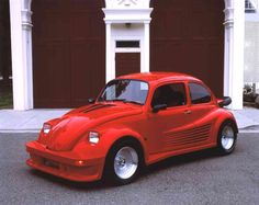 VW Bug Custom Body Kit | Image may have been reduced in size. Click image to view fullscreen.