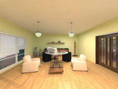 Consejos para diseñar oficinas con ergonomía adecuada Floor Chair, Flooring, 3d, Furniture, Home Decor, Architecture, Labor Positions, Interiors, Contemporary Architecture