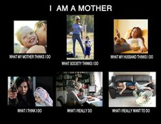"Memes (pronounced ""meems"" for those who've been wondering) have been circulating our social media feeds for a while now. And nothing induces a good laugh than a set of totally relatable pictures and captions about living the ""Mom Life."" We never thought we'd imagine finding similarities to a crazy faced dog or a football player, but these memes prove that we do! Need a good laugh? Scroll on for..."