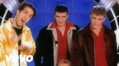 'N Sync - I Want You Back. THEY'RE SO LITTLE!!!!!! 1990s