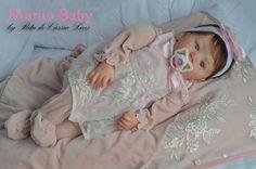 https://flic.kr/s/aHskHLeLYY | Bebê Reborn Kyara | Bebê Reborn Kyara MaRiJuBaby  by Rita de Cássia Lins