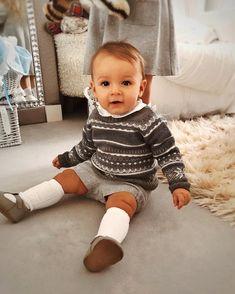Boys' Clothing (newborn-5t) Baby Boy Spanish Style Coat 6-12 Months