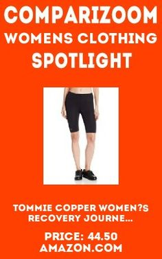 7cfde201e5 New release or price change  Womens Clothing product - Tommie Copper Women s  Recovery Journe.